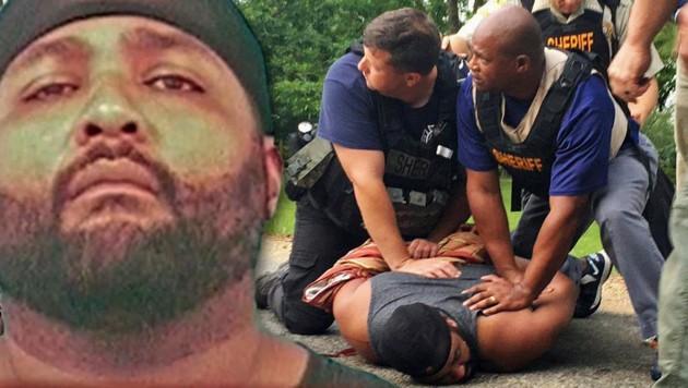 Willie Corey Godbolt wurde Sonntagfrüh festgenommen. Er soll acht Menschen erschossen haben. (Bild: AP, Fox News)