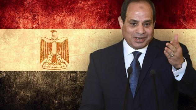 Nach dem Arabischen Frühling und dem Intermezzo der Muslimbrüder führt nun Sisi das Land am Nil. (Bild: thinkstockphotos.de, AFP)
