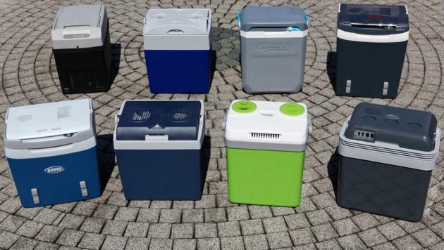 Kühlschrank Für Auto Hofer : Kühlboxen im test: die billigste ist die beste krone.at