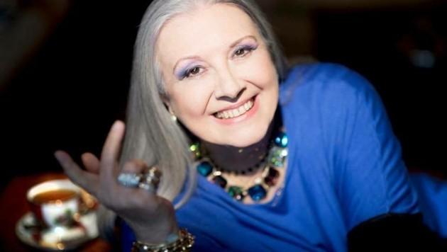 Laura Biagiotti starb im Alter von 73 Jahren. (Bild: facebook.com/laurabiagiottiofficial)
