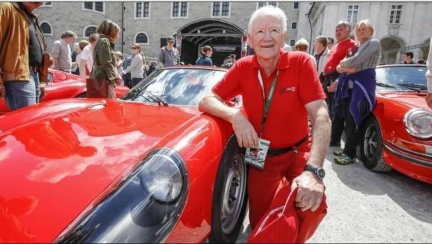 Hans-Peter Porsche nahm das Rennen in seinem 904 GTS BJ 1964 in Angriff. (Bild: Markus Tschepp)