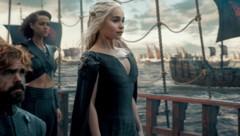 """Daenerys segelt im Staffelfinale von """"Game of Thrones"""" nach Westeros. (Bild: HBO)"""