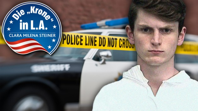 Der 18-jährige Devon Arthurs hat zwei Neonazis erschossen. (Bild: Tampa Police Department, thinkstockphotos.de)