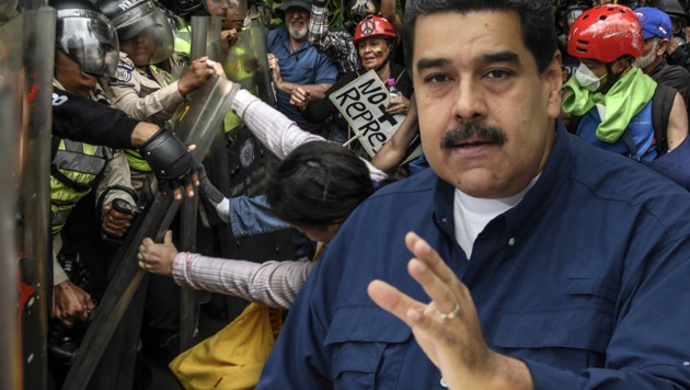 (Bild: AFP/JUAN BARRETO, AFP)
