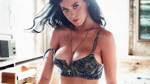 Katy Perry postete dieses heiße Foto von sich. (Bild: instagram.com/katyperry)