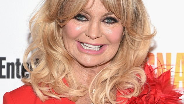 Goldie Hawn (Bild: 2017 Getty Images)