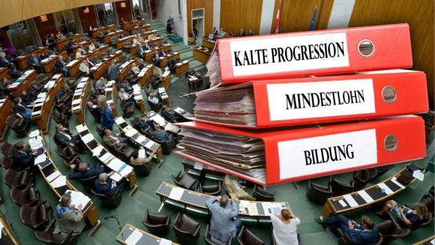 (Bild: APA/ROLAND SCHLAGER, thinkstockphotos.de)