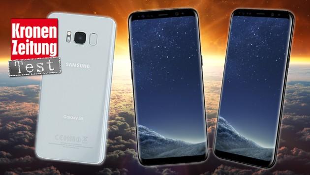 (Bild: Samsung, thinkstockphotos.de)