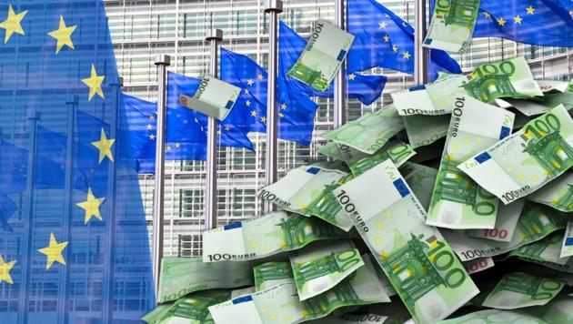 Österreich bekommt rund 3,4 Milliarden Euro von der EU geschenkt. (Bild: thinkstockphotos.de)