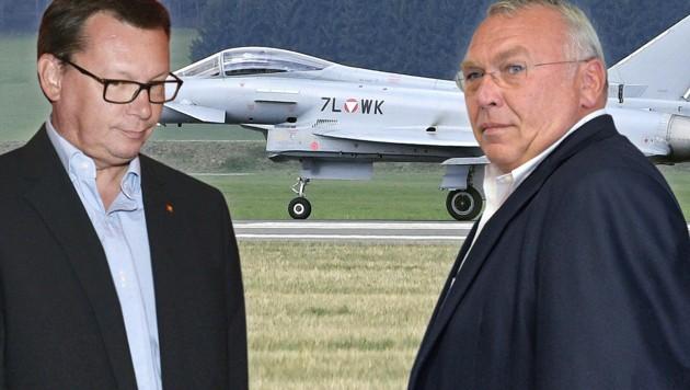 (Bild: APA/Hans Punz, APA/Harald Schneider, APA/Barbara Gindl)