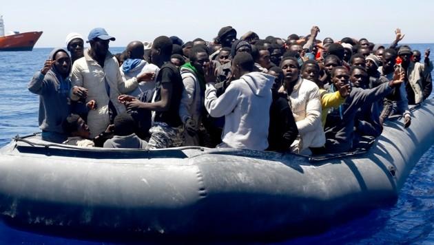 Umfragen zeigen: Zweite Migrationswelle rollt an
