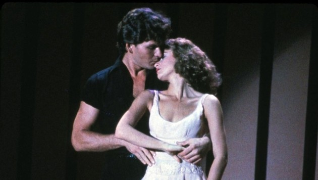 "Eine der berühmten Szenen aus ""Dirty Dancing"" (Bild: AP)"