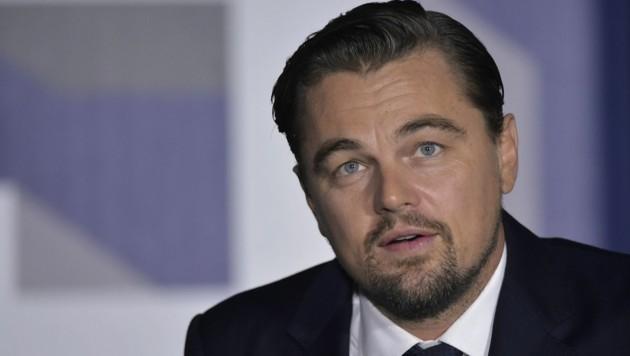 Leonardo DiCaprio (Bild: APA/AFP/MANDEL NGAN)
