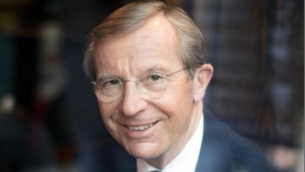 Wilfried Haslauer bleibt Landeschef. (Bild: Georg Hochmuth/APA)