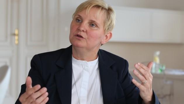 Sandra Frauenberger (Bild: Zwefo)