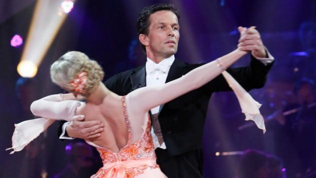 """Martin Ferdiny schwingt bei """"Dancing Stars"""" das Tanzbein. (Bild: ORF)"""