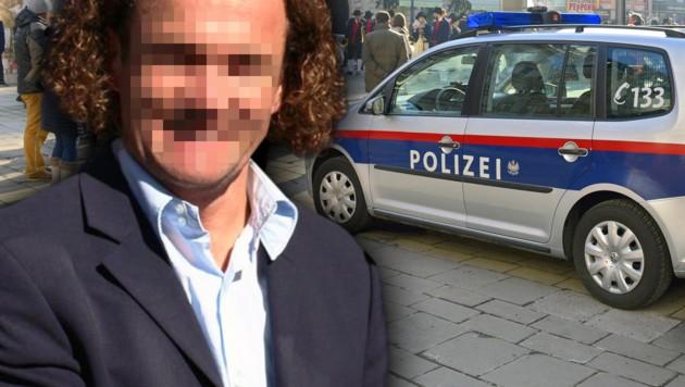 Reinhard S. wurde tot in einem Kofferraum eines Audi A6 aufgefunden (Bild: OeNB, APA/HANS PUNZ(Symbolbild))