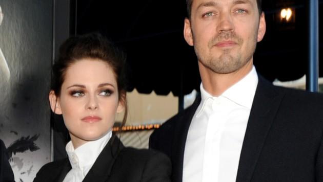 Kristen Stewart und Rupert Sanders (Bild: Kevin Winter/Getty Images/AFP)