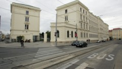 Das Bundesamt für Verfassungsschutz und Terrorismusbekämpfung in Wien (Bild: Andi Schiel)
