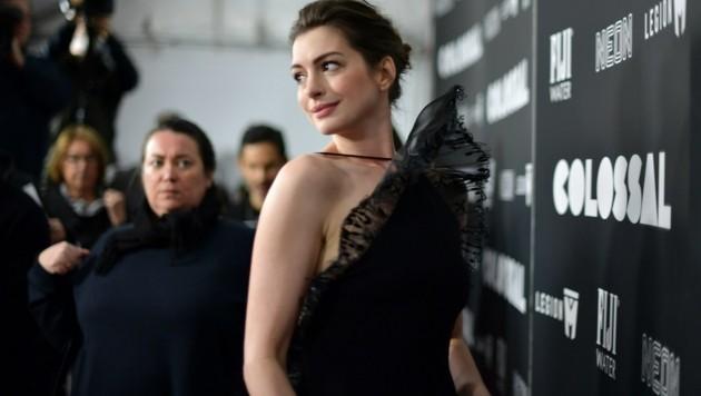 Anne Hathaway (Bild: AFP)