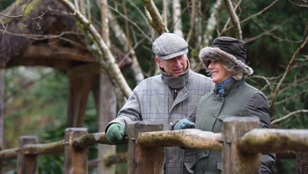 Wie Prinz Charles liebt auch Camilla die Natur. (Bild: Kensington Palace)