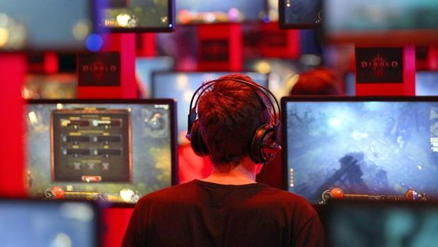 Symbolbild: Gewalthaltige Computerspiele führen laut Experten nicht zu gewalttätigen Handlungen.
