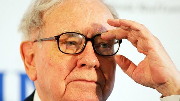 Warren Buffet (Bild: EPA)
