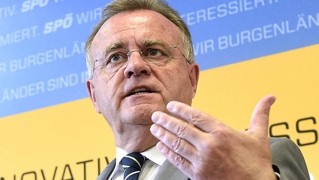 Burgenlands Landeshauptmann Hans Niessl (SPÖ) (Bild: APA/Helmut Fohringer)