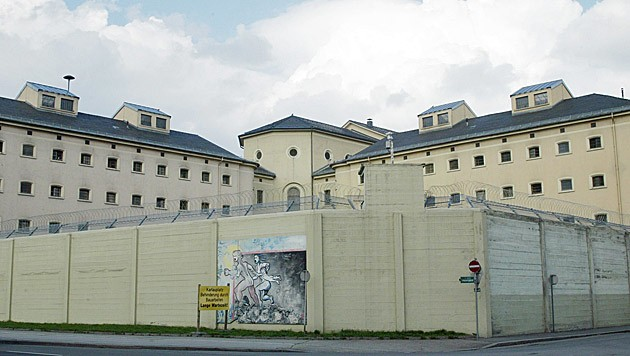 Die Justizanstalt Graz-Karlau