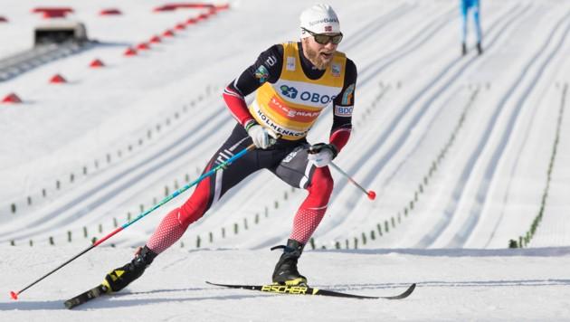 Martin Johnsrud Sundby (Bild: AP)