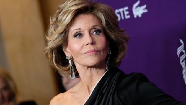 Jane Fonda (Bild: AFP)