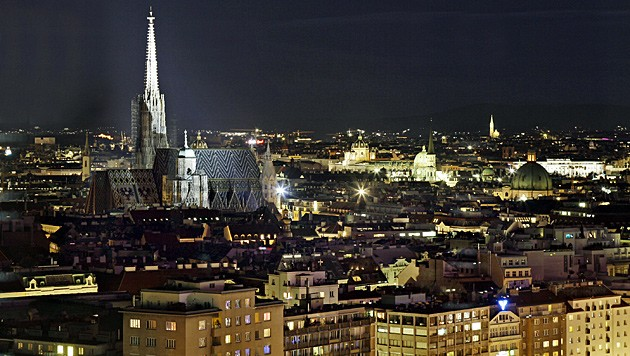 Wien - eine Liebe fürs Leben, zumindest für mich (Bild: Reinhard Holl)