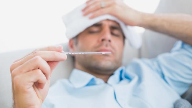Die Grippe grassiert