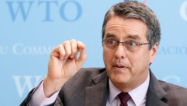 WTO-Generaldirektor Roberto Azevedo (Bild: ASSOCIATED PRESS)