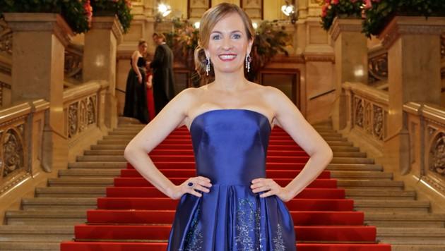 Maria Großbauer hatte keinen einfachen Start als neue Opernball-Chefin. (Bild: Klemens Groh)