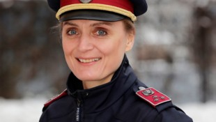 Gruppeninspektorin Mariella Münzer (41) (Bild: Klemens Groh)