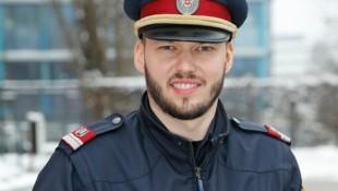 Revierinspektor Philipp Kainz (33) (Bild: Reinhard Holl)
