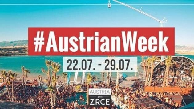 Die Österreich-Woche in Kroatien wurde zum Cluster-Ausgangsherd (Bild: Denine.eu)