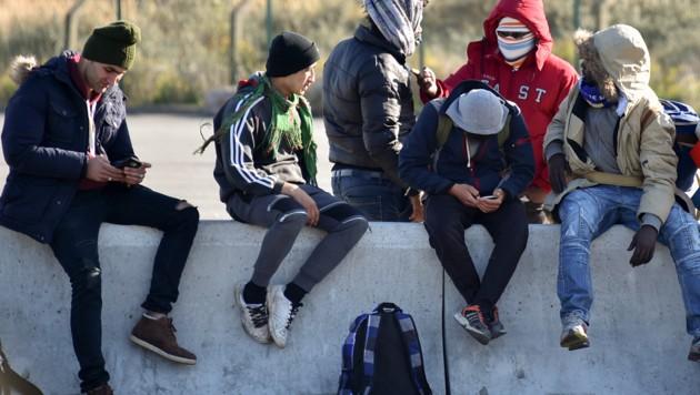 Geht es nach den Vorstellungen des Chefs der deutschen Arbeitsagentur, so sollen Zuwanderer ein neues Wirtschaftswunder bringen. (Bild: AFP)