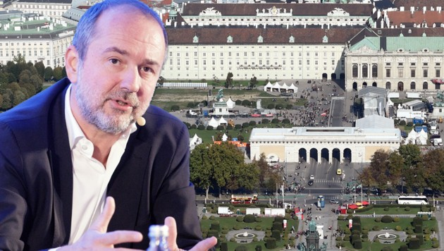 SPÖ-Minister Thomas Drozda will den Wiener Heldenplatz umbenennen lassen (Bild: APA)