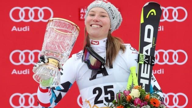 Christine Scheyer (Bild: GEPA)