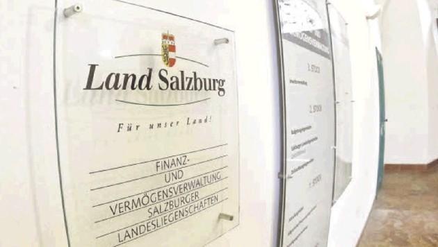 Im Juli 07 soll sich ein Finanz-Mitarbeiter der Stadt erstmals hilfesuchend ans Land gewendet haben (Bild: Markus Tschepp)