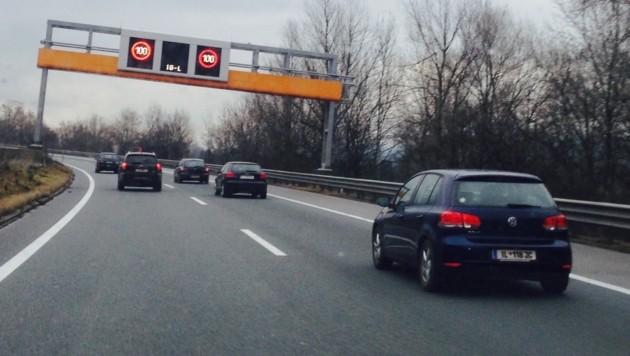 Zwischen Kufstein und Zirl (Bild) sowie zwischen Imst und Landeck gilt IG Luft.