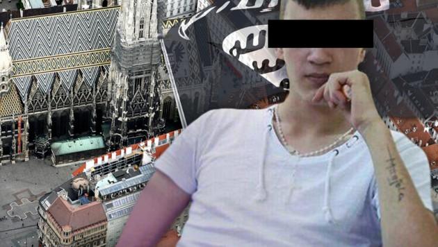 Der Wiener IS-Fanatiker hatte einen blutigen Anschlag in der Bundeshauptstadt geplant. (Bild: APA/ROBERT JÄGER, thinkstockphotos.de)