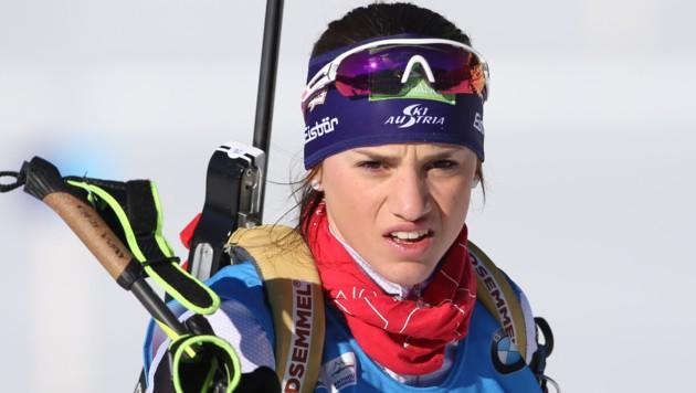 Christina Rieder (Bild: GEPA)