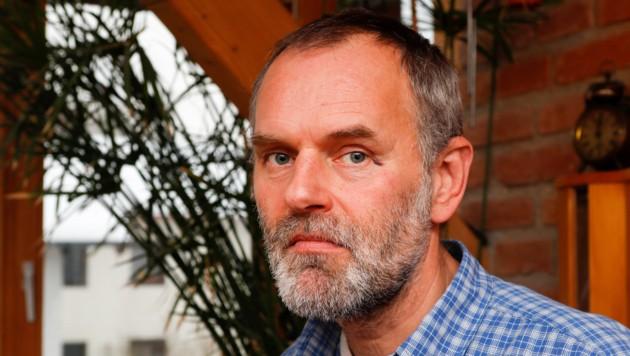 FPÖ-Vizebürgermeister Christian Schilcher wurde in Straßwalchen attackiert.