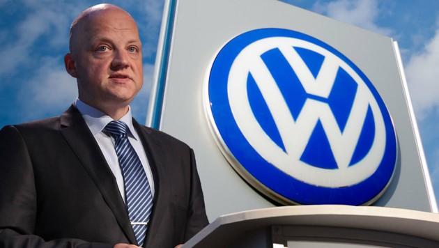 Ex-VW-Manager Oliver Schmidt (Bild: APA/dpa/Julian Stratenschulte, Volkswagen of America)