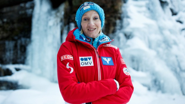 Daniela Iraschko-Stolz (Bild: GEPA)