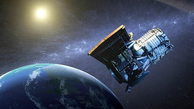 Das NASA-Infrarot-Weltraumteleskop NEOWISE