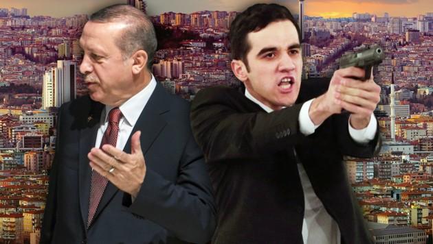 (Bild: AP/Burhan Ozbilici, AFP/OZAN KOSE, thinkstockphotos.de)